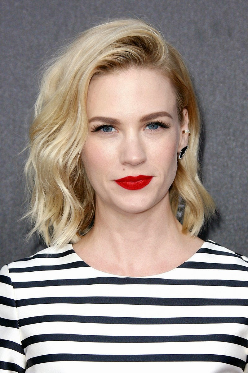 January Jones, Rebels with a Cause Gala, 2014