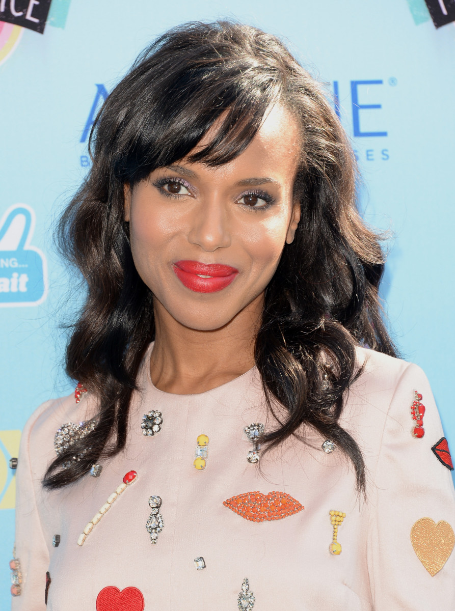 Kerry Washington, Teen Choice Awards 2013