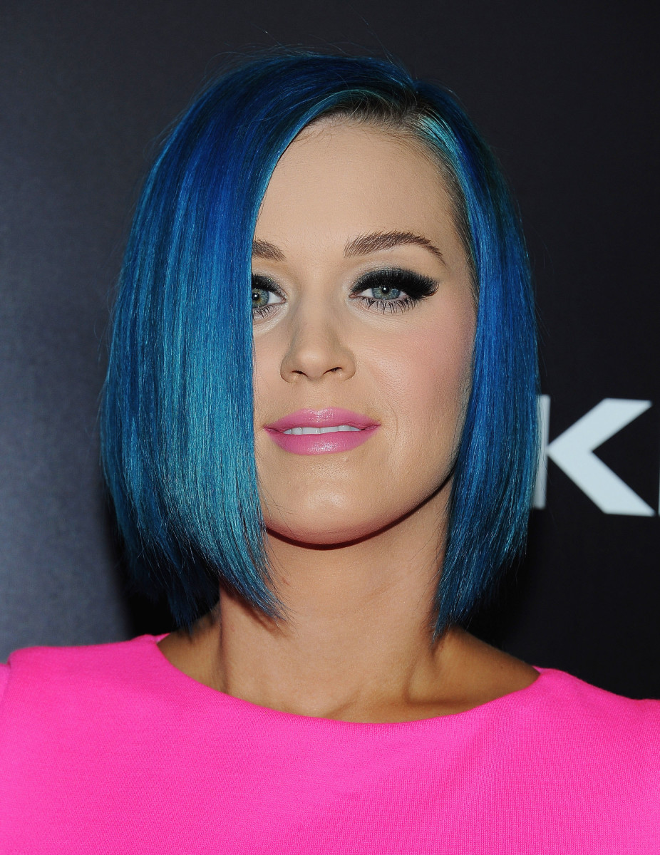 Katy Perry, Roc Nation Pre-Grammy brunch, 2012