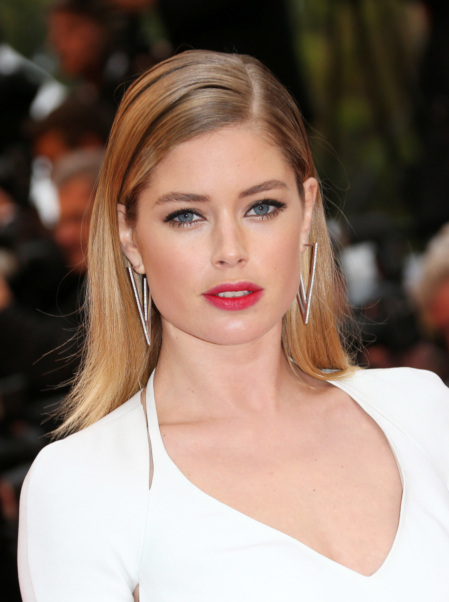 Doutzen Kroes, Jimmy P. premiere, Cannes 2013