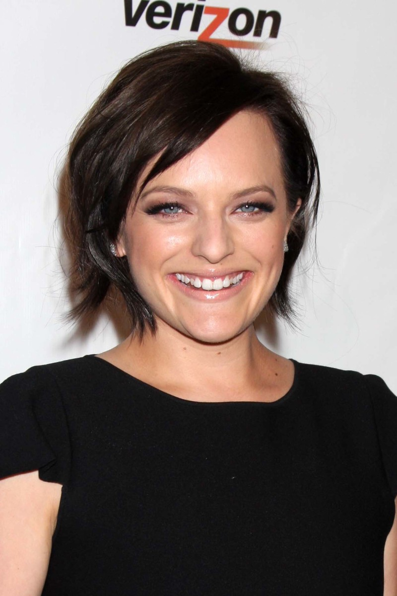 Elisabeth Moss, Peace Over Violence Humanitarian Awards 2012