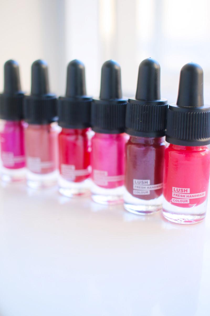 Lush Lipstick