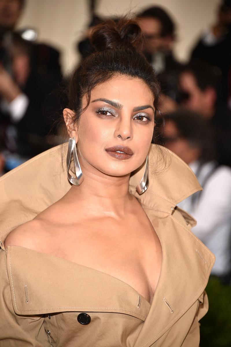 Priyanka Chopra, Met Gala 2017