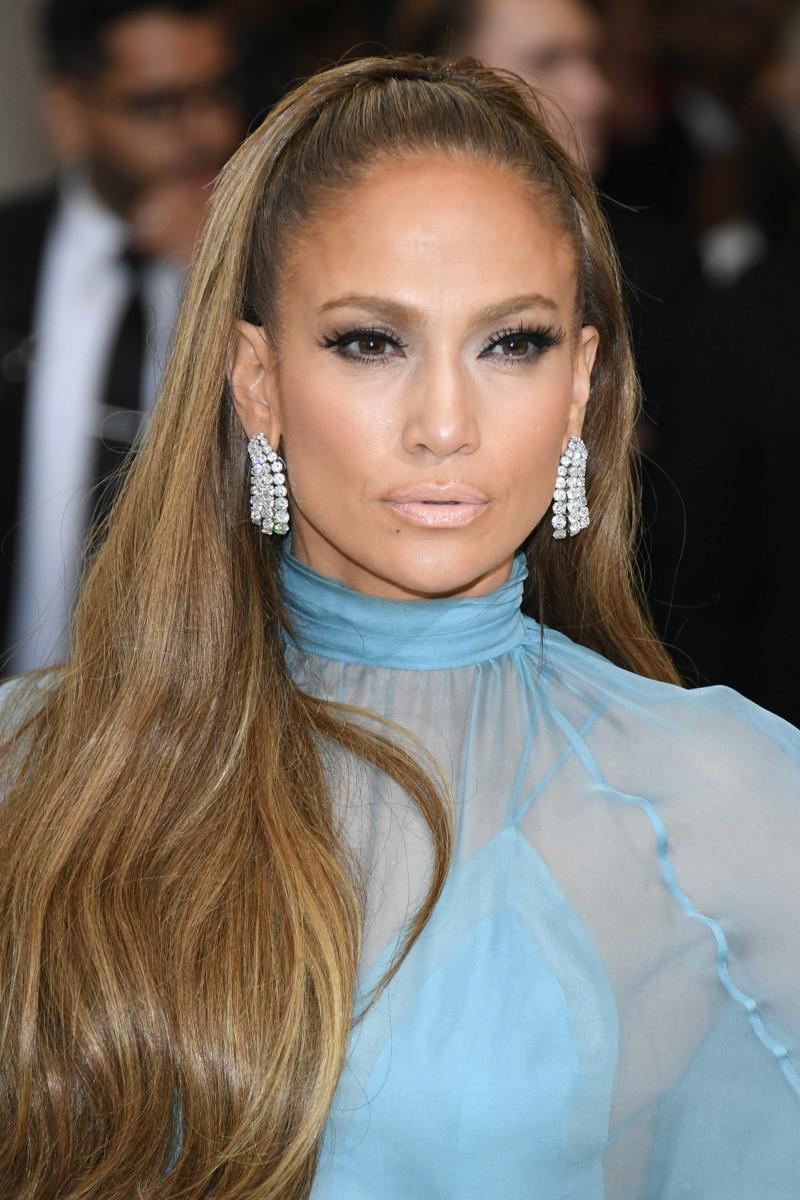 Jennifer Lopez, Met Gala 2017