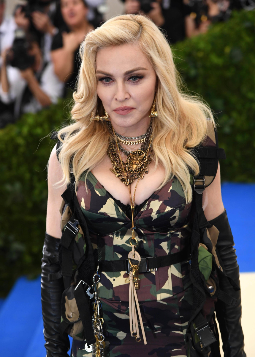 Madonna, Met Gala 2017