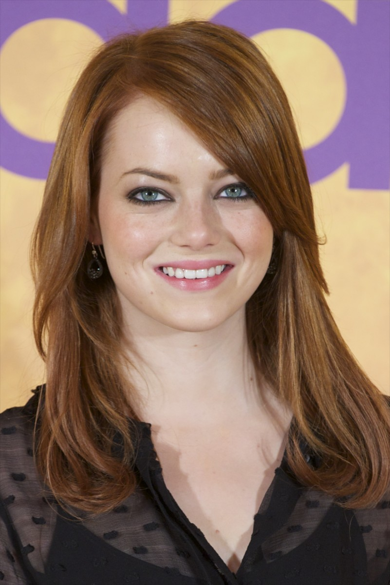 Emma Stone, The Help Madrid premiere, 2013