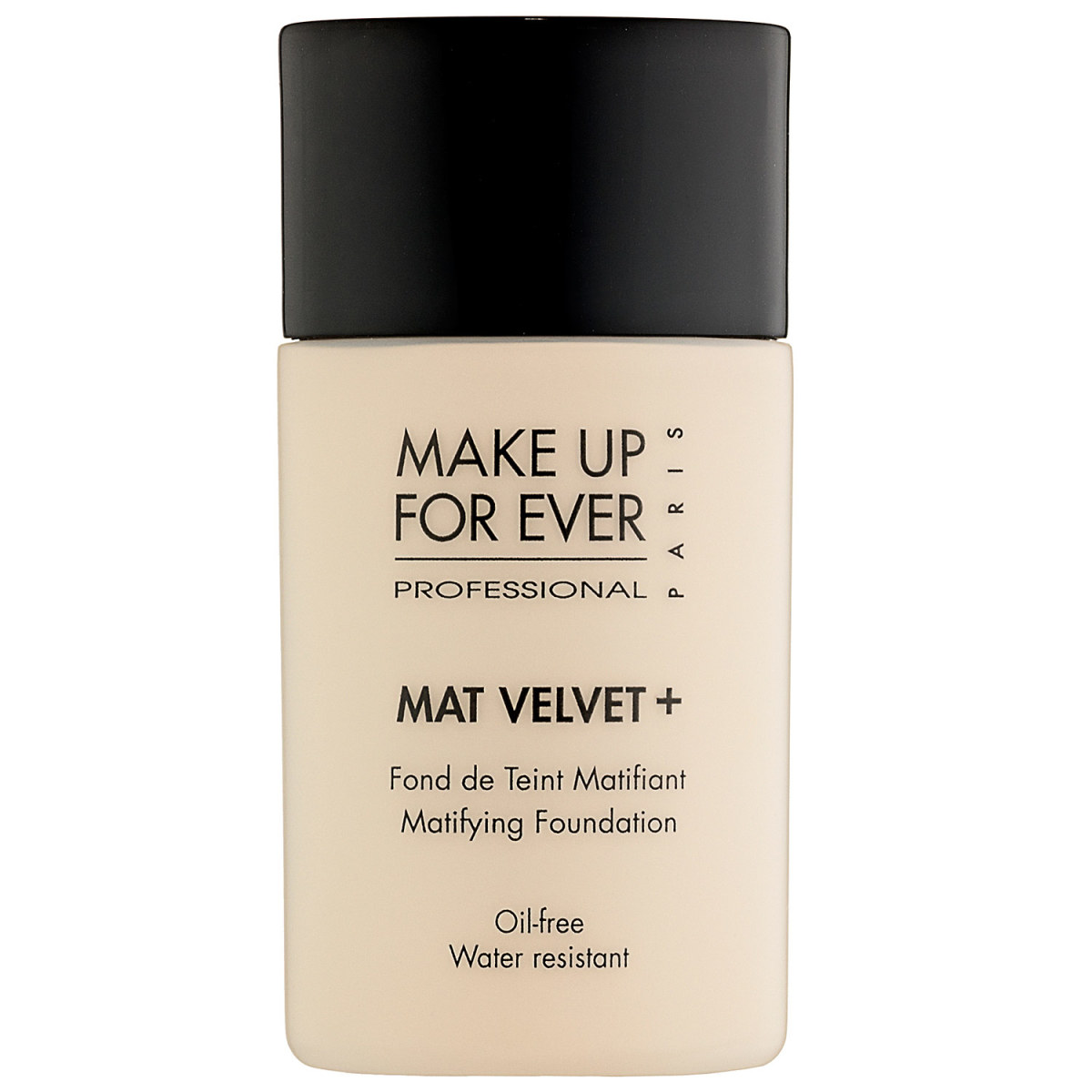Make Up For Ever Mat Velvet Mattifying Foundation