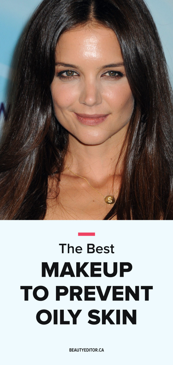 The best makeup to prevent oily skin