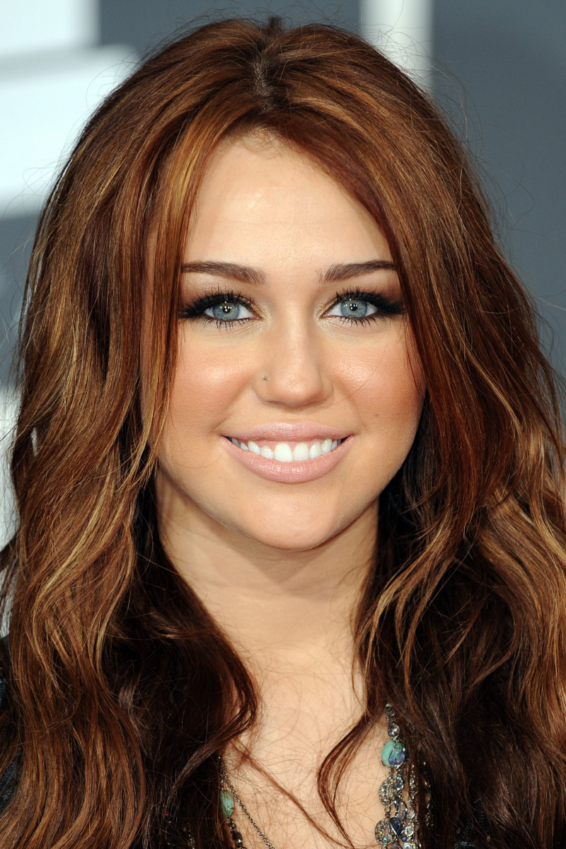 Miley Cyrus Before And After Beautyeditor