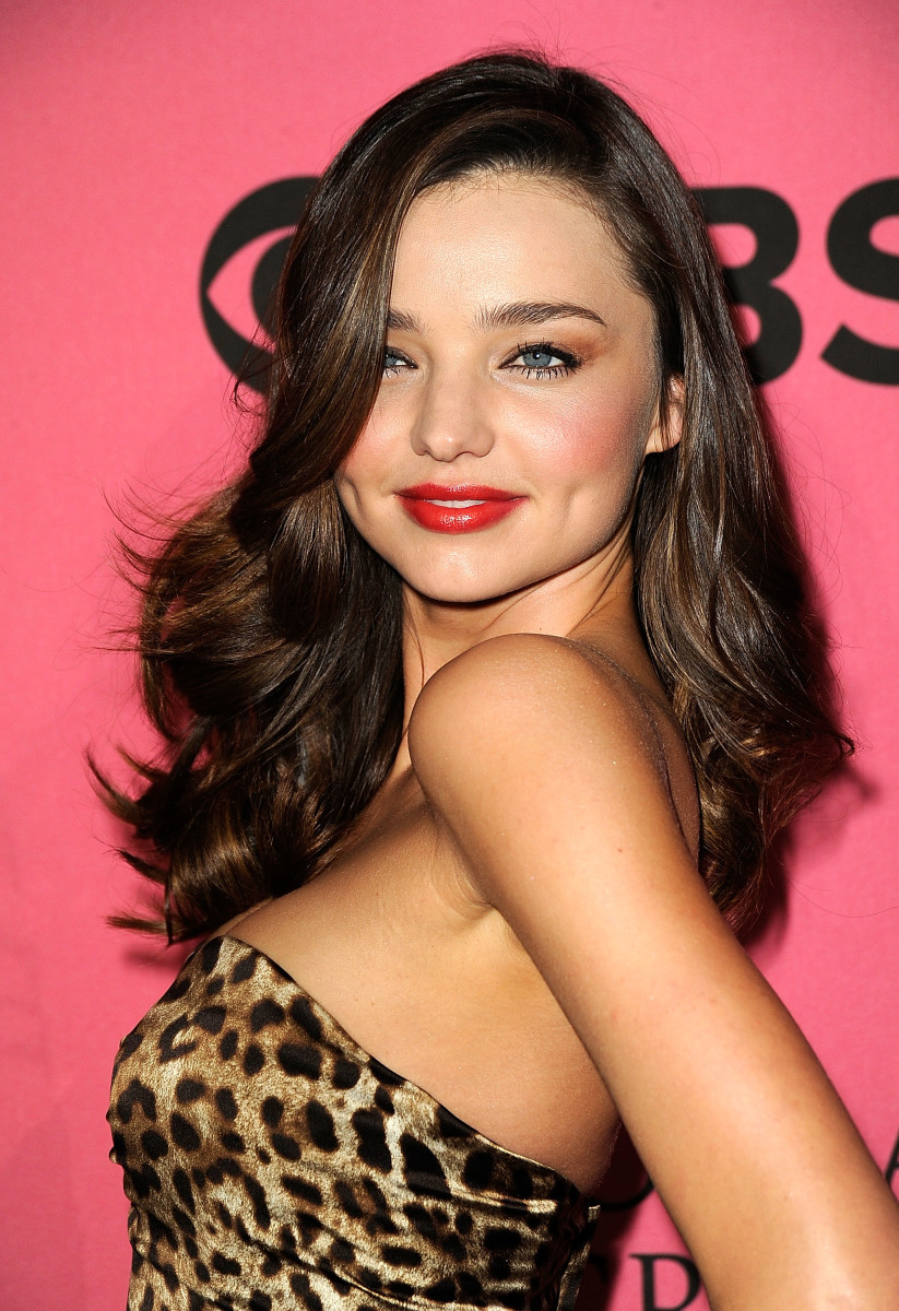 Miranda Kerr, Victoria's Secret Fashion Show after-party, 2011
