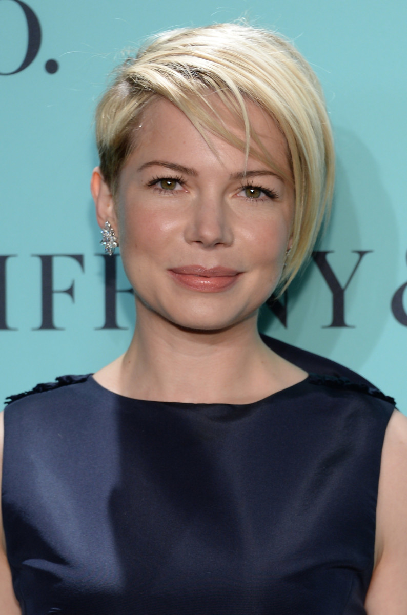 Michelle Williams, Tiffany Blue Book Ball, 2013