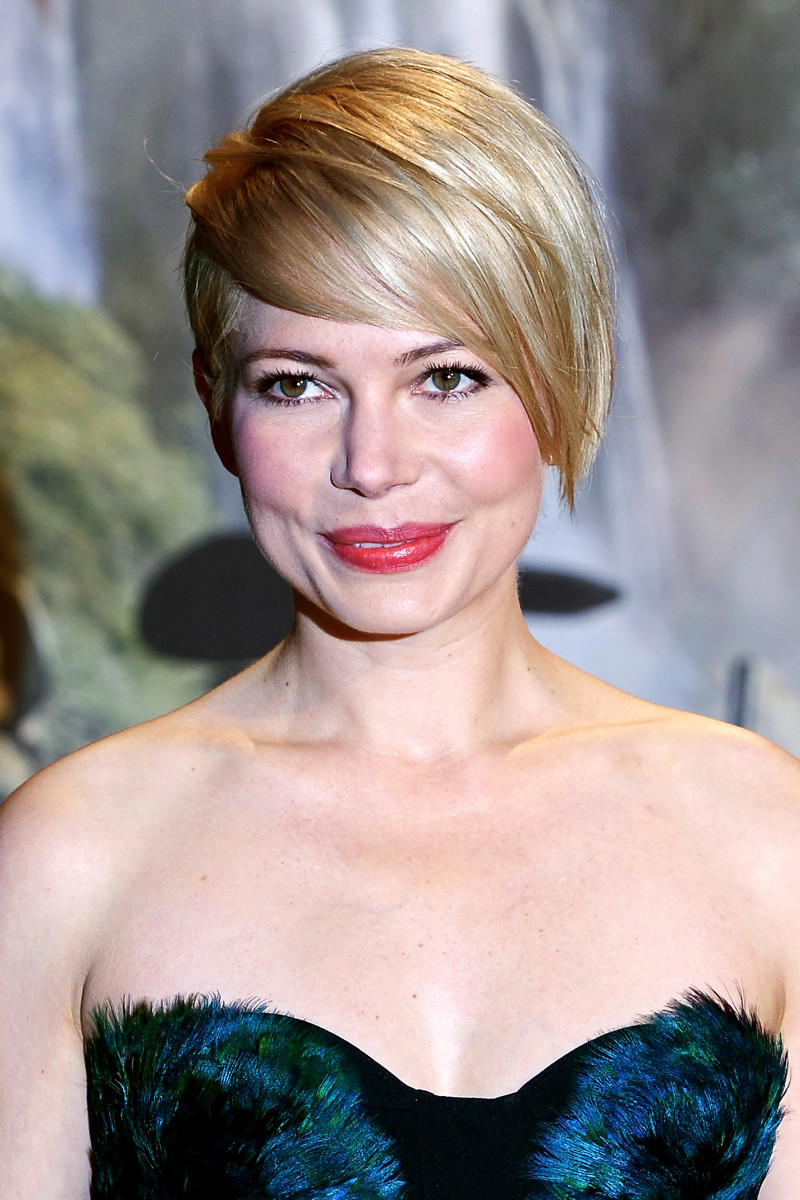 Michelle Williams, Oz the Great and Powerful London premiere, 2013