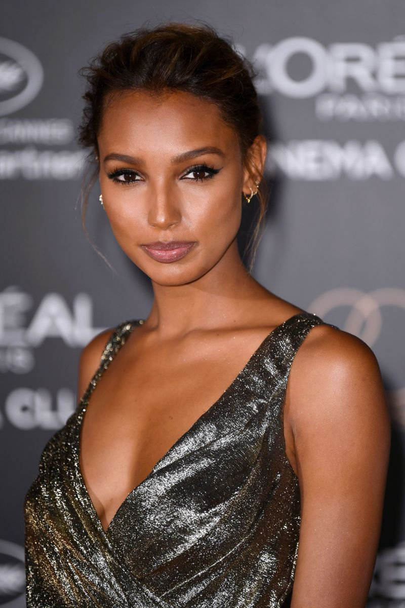 Jasmine Tookes, L'Oreal 20th anniversary party, 2017