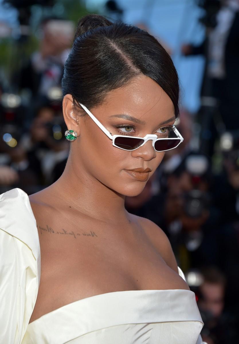 Rihanna, Okja Cannes premiere, 2017