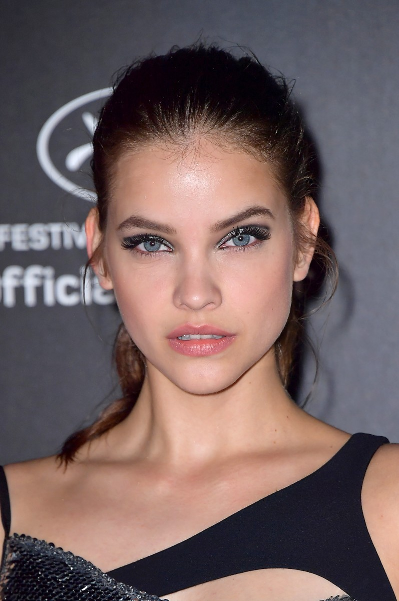 Barbara Palvin, L'Oreal 20th anniversary party, 2017