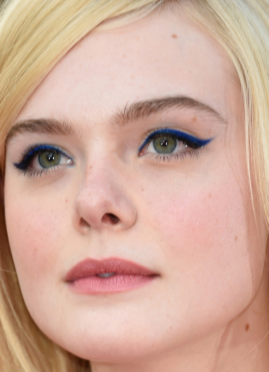 Elle Fanning, Cannes 70th anniversary celebration, 2017