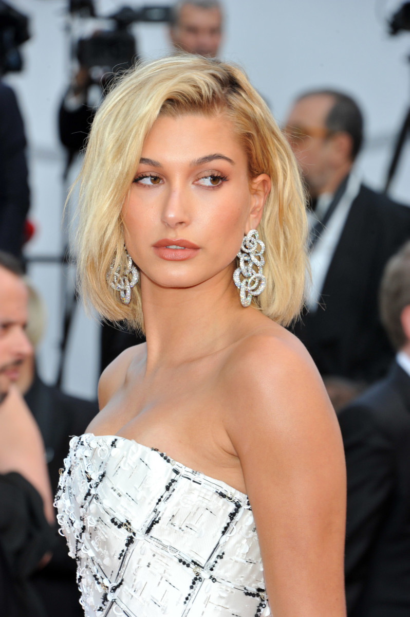 Hailey Baldwin, The Beguiled Cannes premiere, 2017