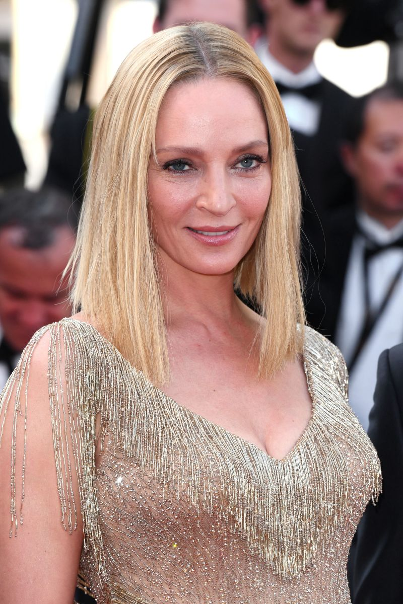 Uma Thurman, Cannes closing ceremony, 2017