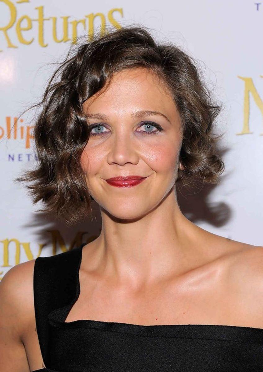 Maggie Gyllenhaal, Nanny McPhee Returns premiere, 2010