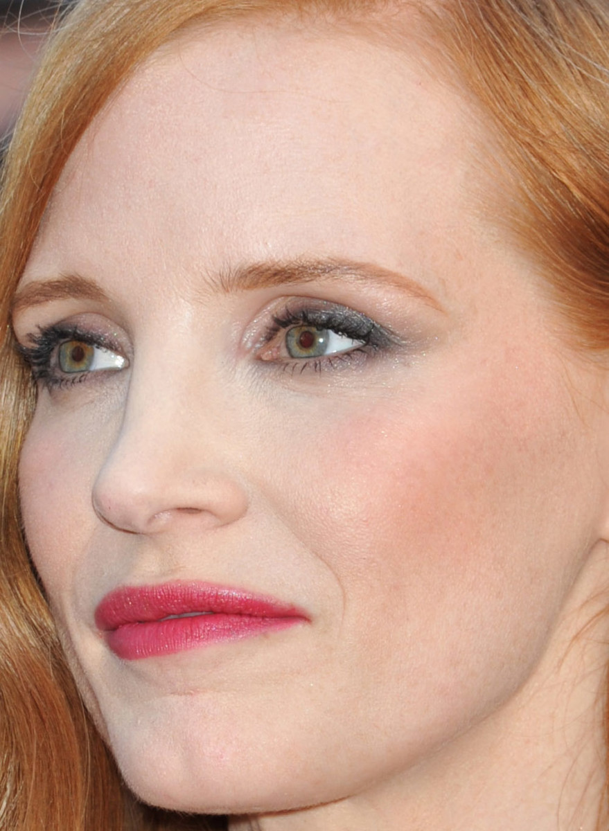 Jessica Chastain, Ismael's Ghosts Cannes premiere, 2017