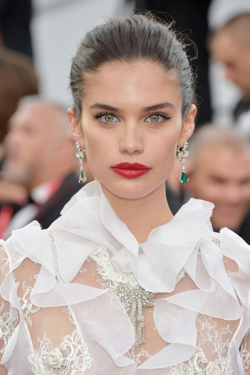 Sara Sampaio, The Killing of a Sacred Deer Cannes premiere, 2017