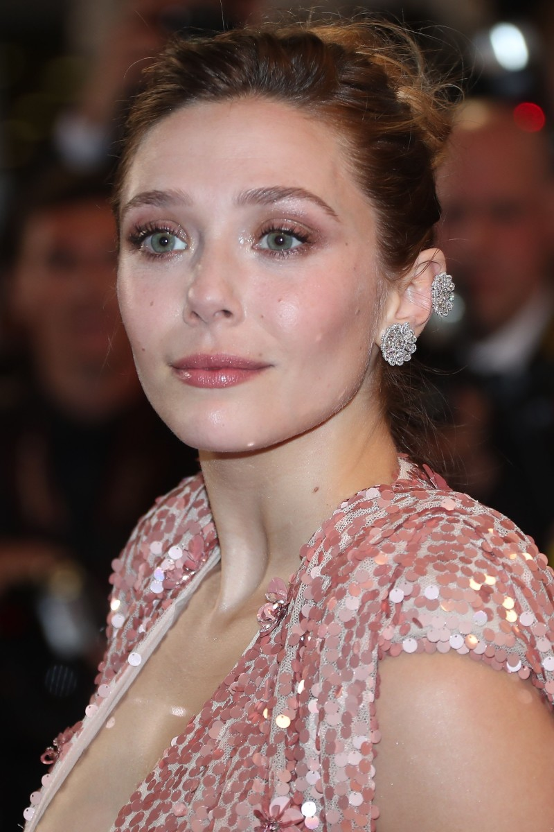 Elizabeth Olsen, The Square Cannes premiere, 2017