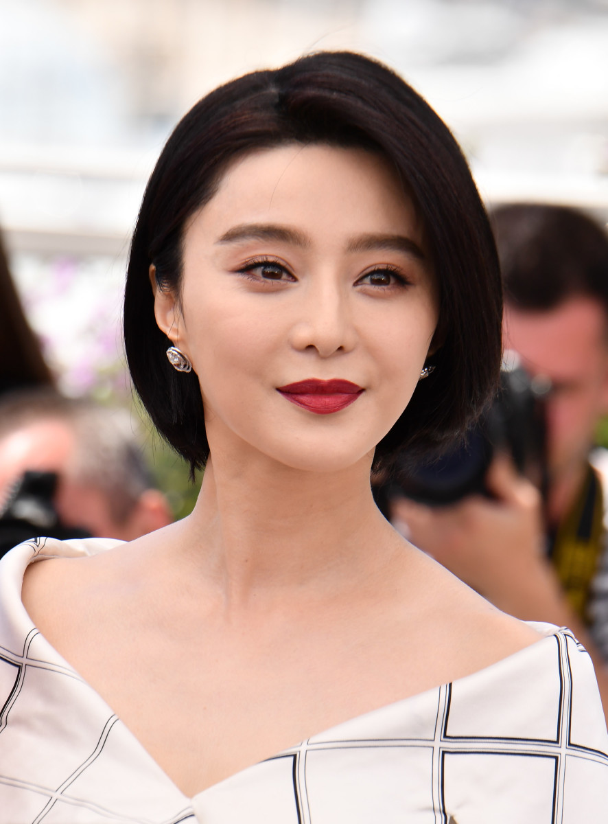 Fan Bingbing, Cannes jury photocall, 2017