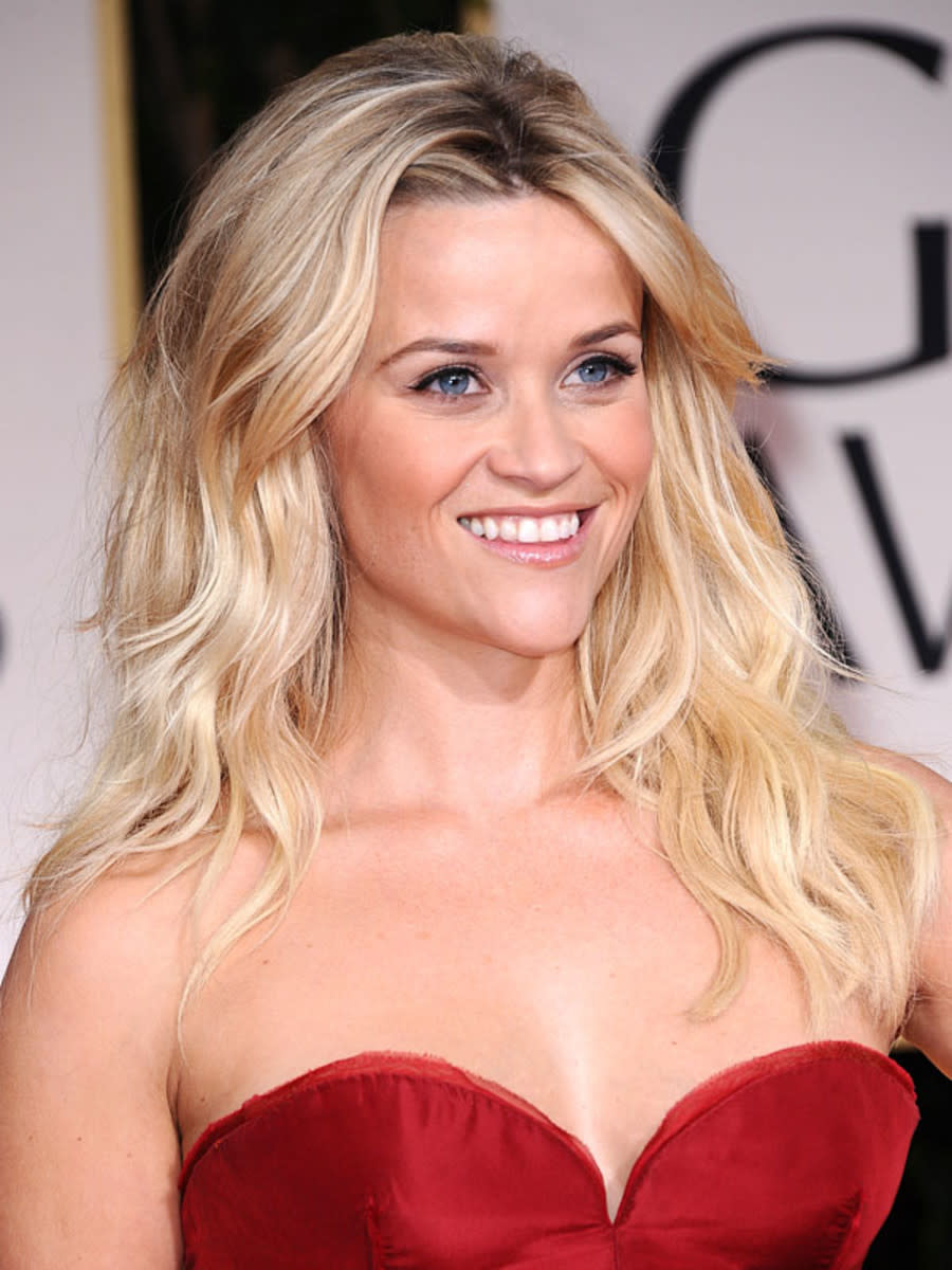 Reese Witherspoon, Golden Globes 2012