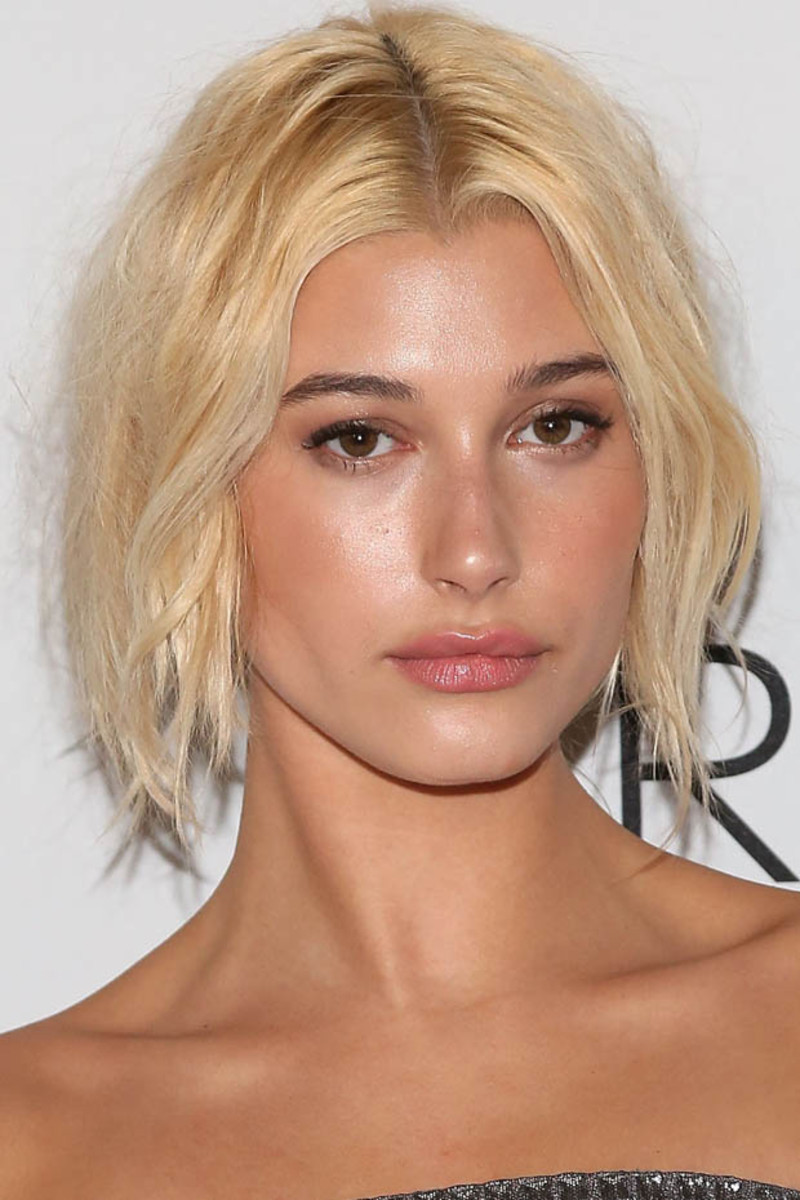 Hailey Baldwin, Calvin Klein Reveal fragrance launch, 2014