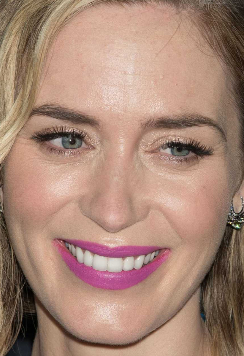 Emily Blunt, The Girl on the Train New York premiere, 2016