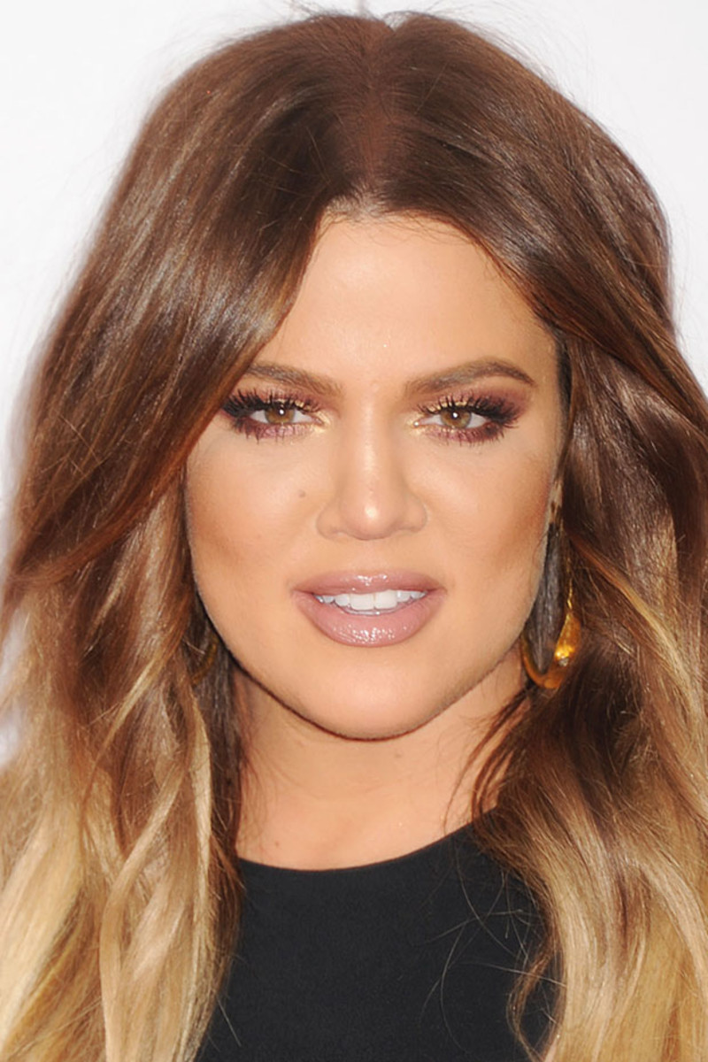 Khlo 233 Kardashian Before And After Beautyeditor