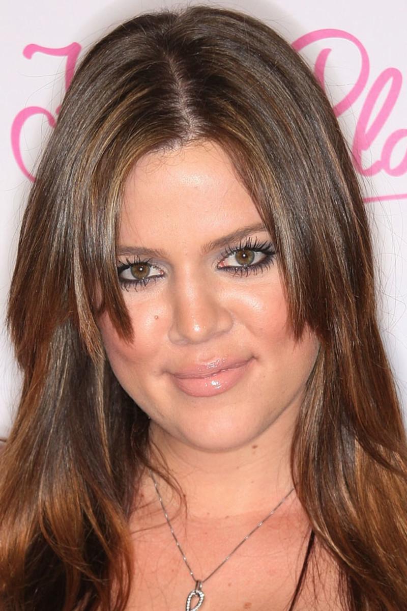 Khloe Kardashian, Kira Plastinina launch party