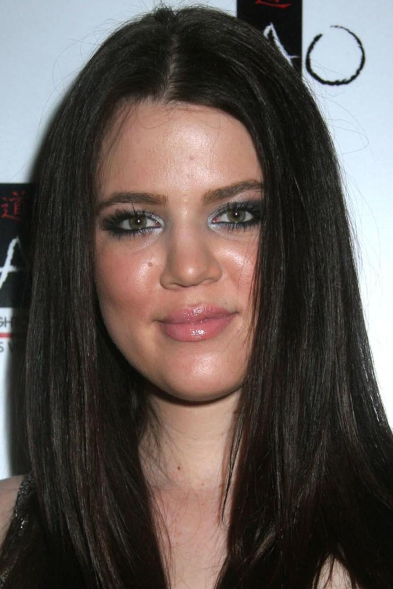 Khloe Kardashian, The First Princess Party, 2007