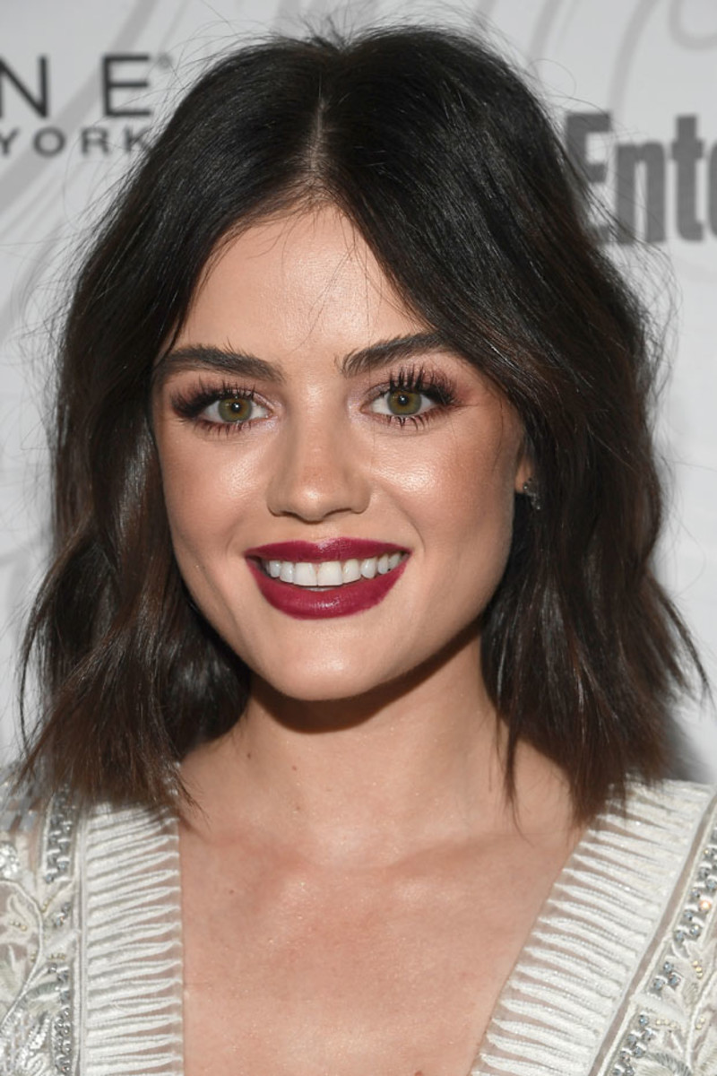 Lucy Hale, Entertainment Weekly SAG Awards celebration, 2017