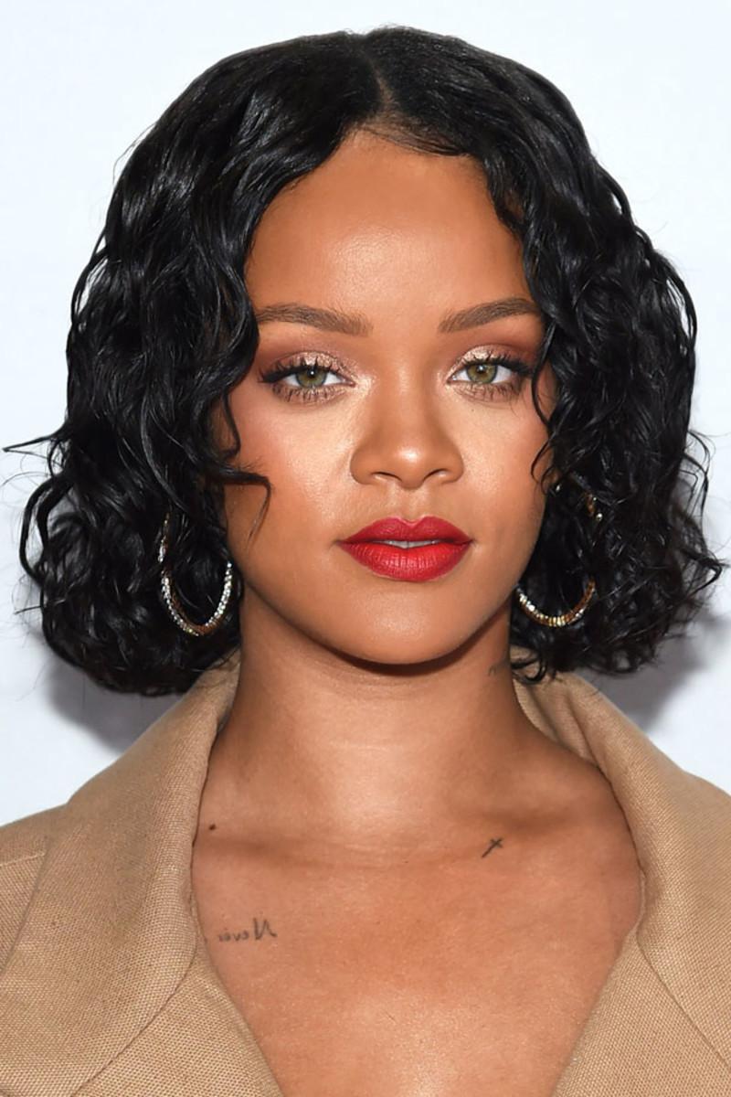 Rihanna, Parsons Benefit, 2017