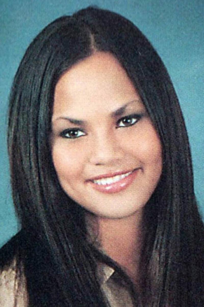 Chrissy Teigen, high school, 2004
