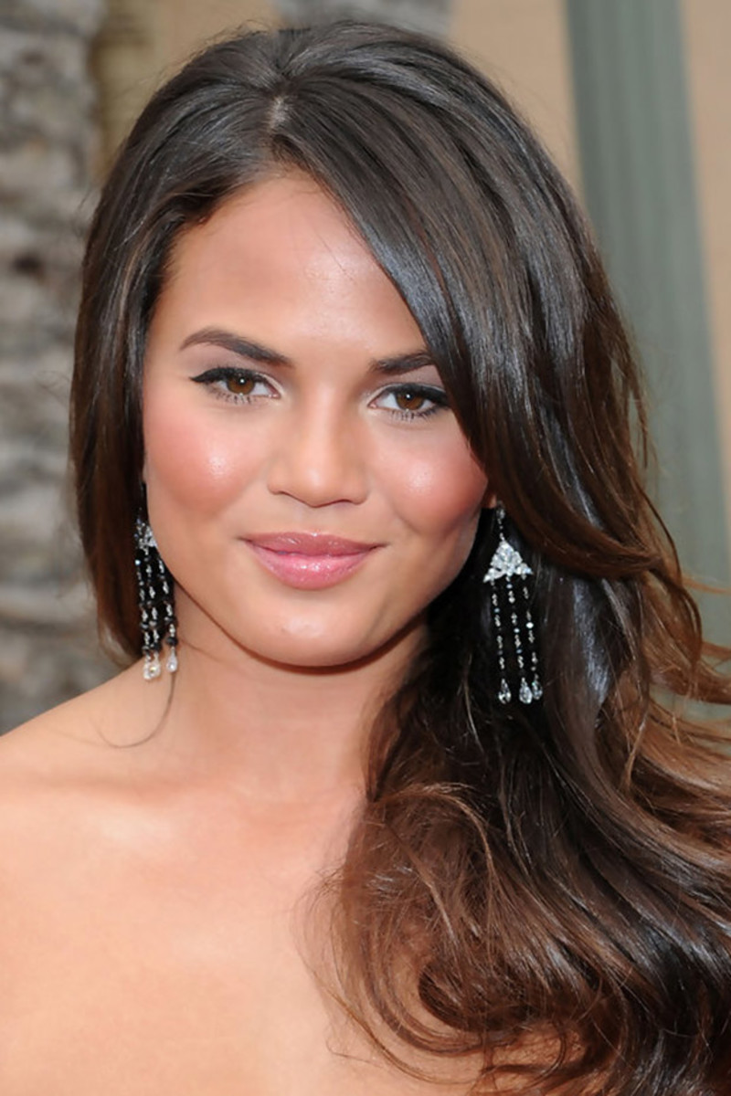 Chrissy Teigen, NAACP Image Awards, 2010