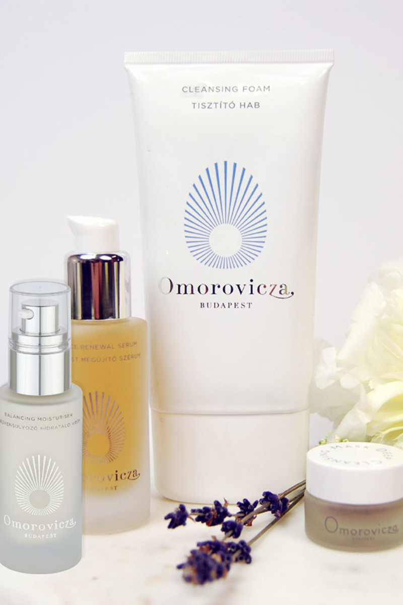 Omorovicza products