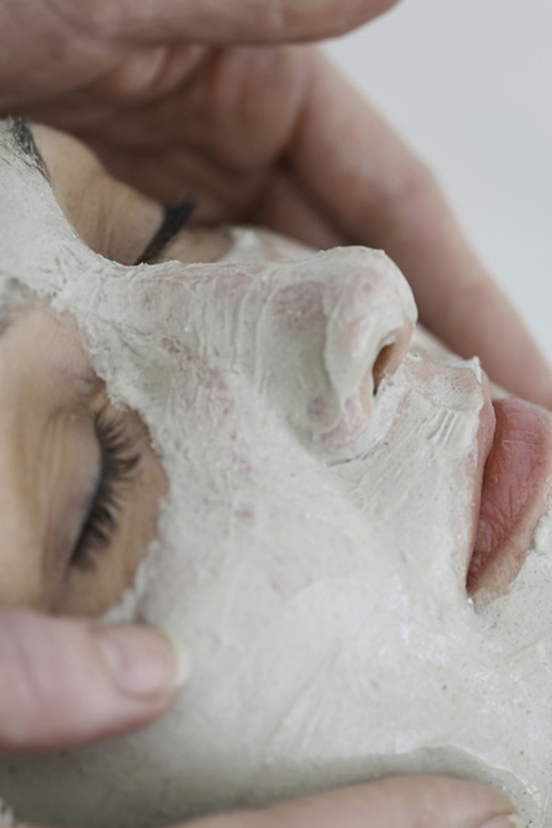 Omorovicza facial massage