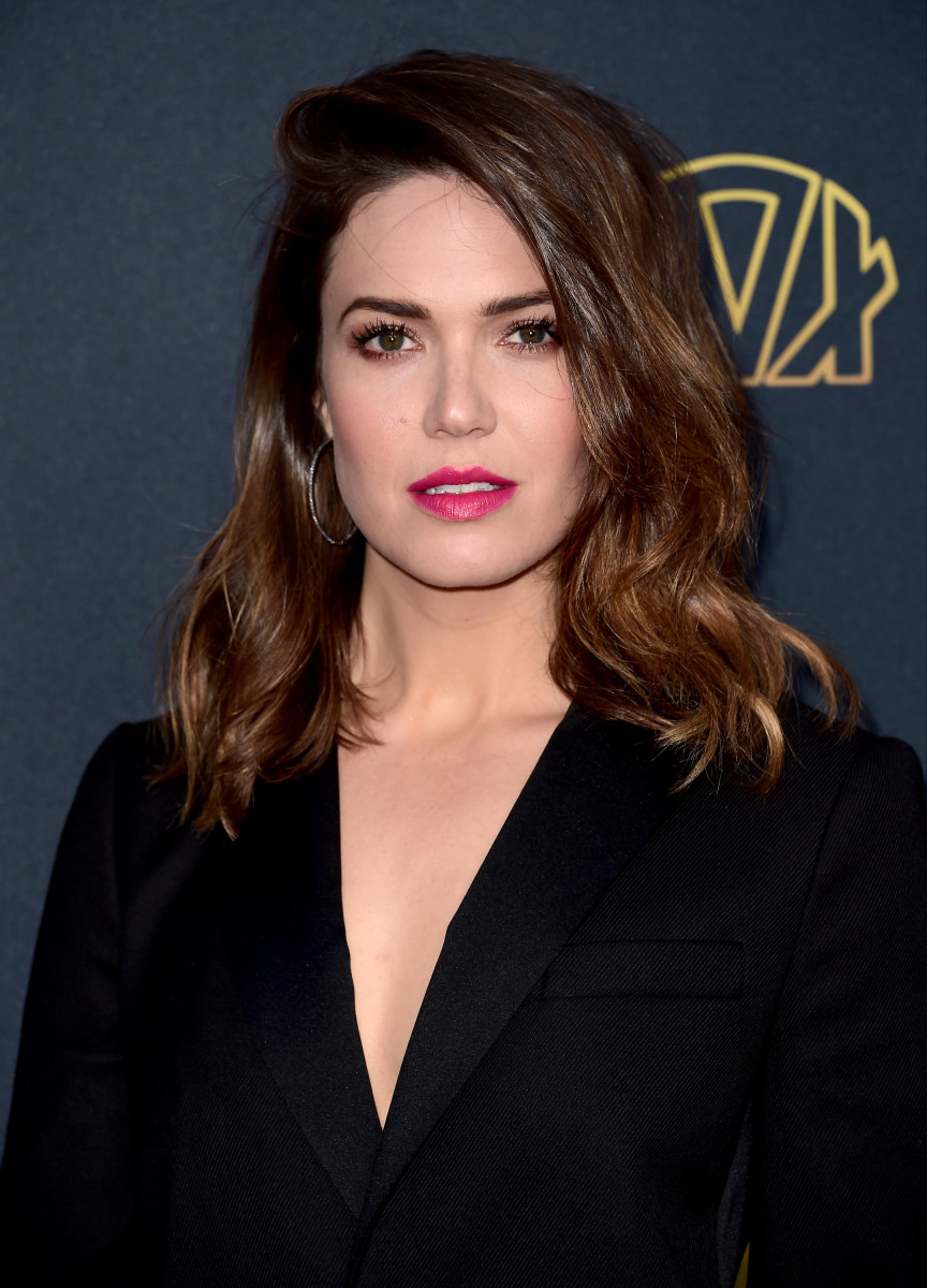 Mandy Moore, 20th Century Fox Television LA Screening Gala, 2017