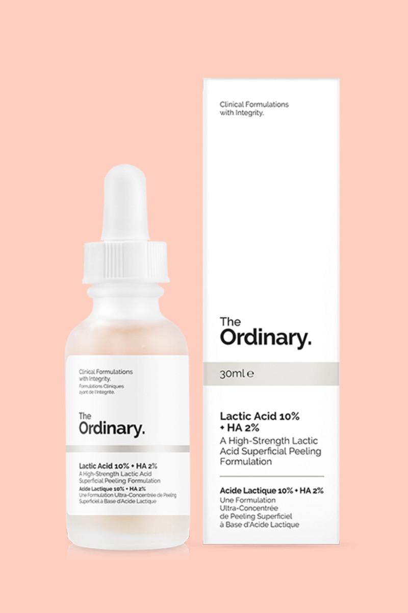 The Ordinary Lactic Acid 10% + HA 2%