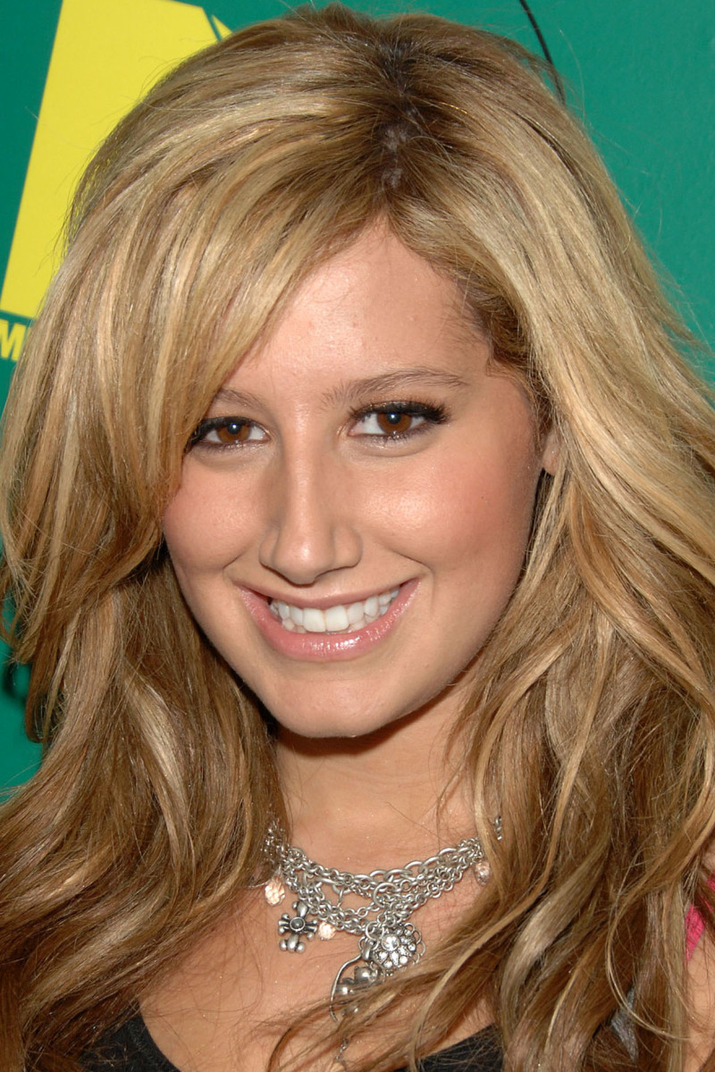 Ashley Tisdale, Before...