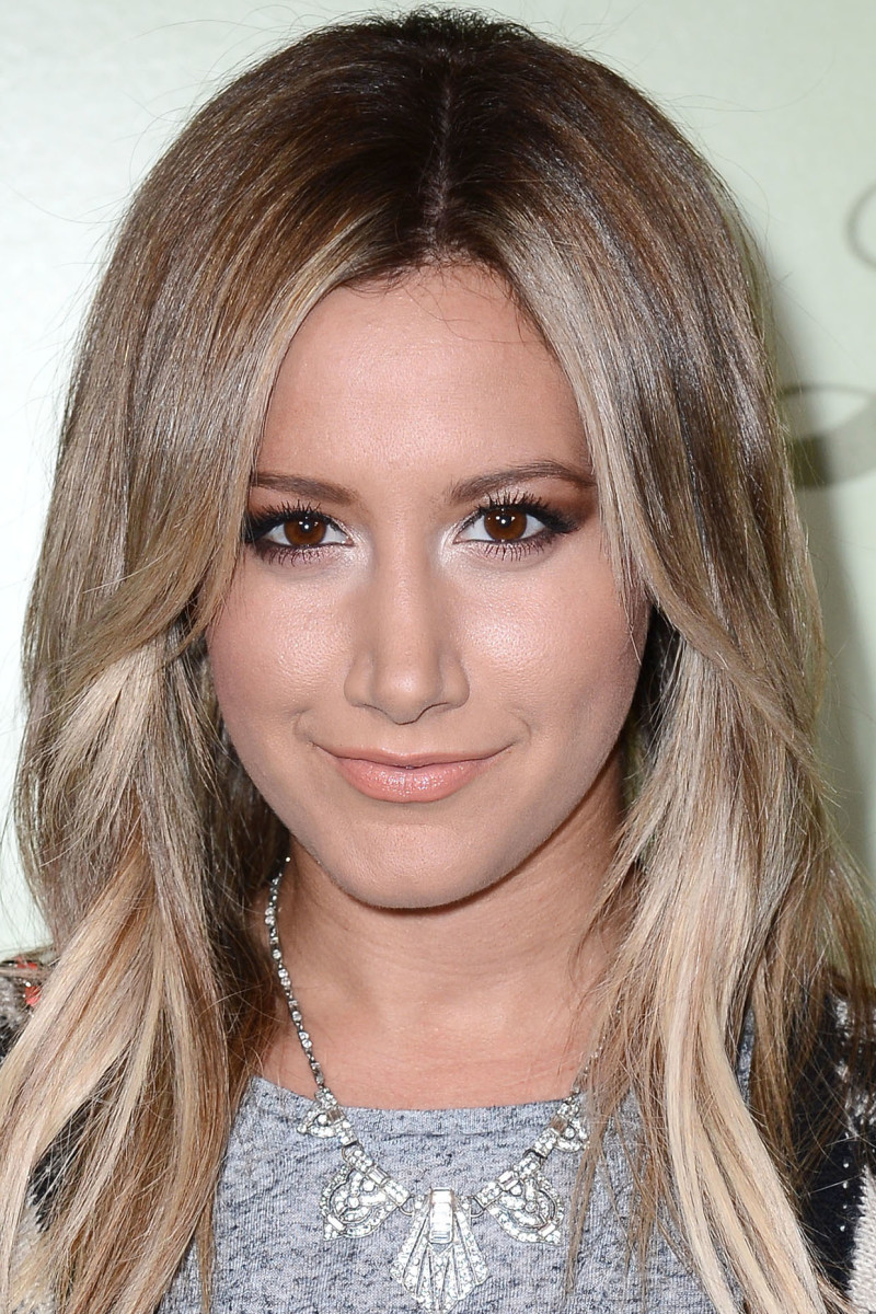 Ashley Tisdale, Lucky Brand store opening, 2013