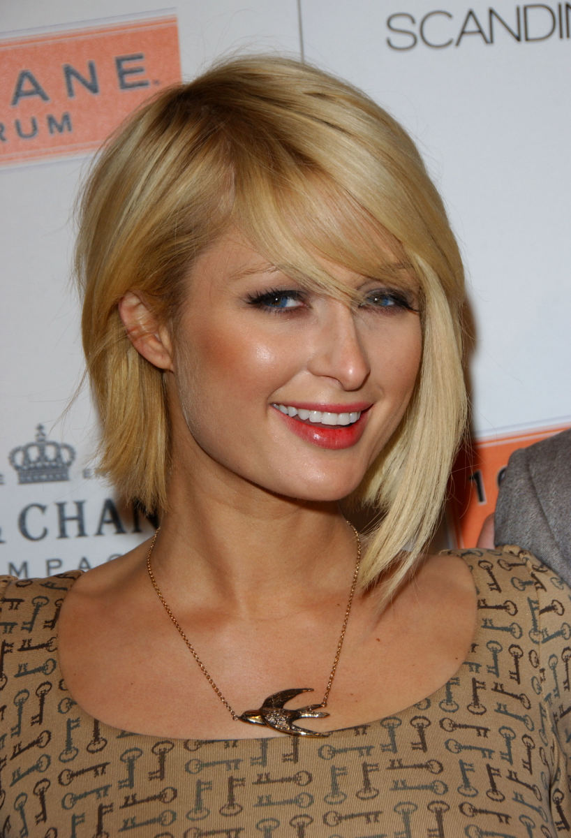 Paris Hilton, Scandinavian Mansion of Style, 2007