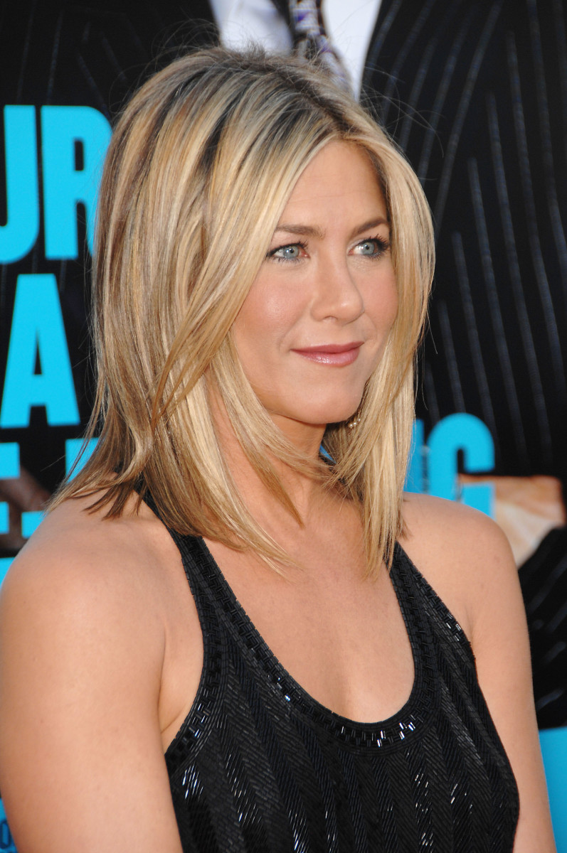 Jennifer Aniston, Horrible Bosses premiere, 2011