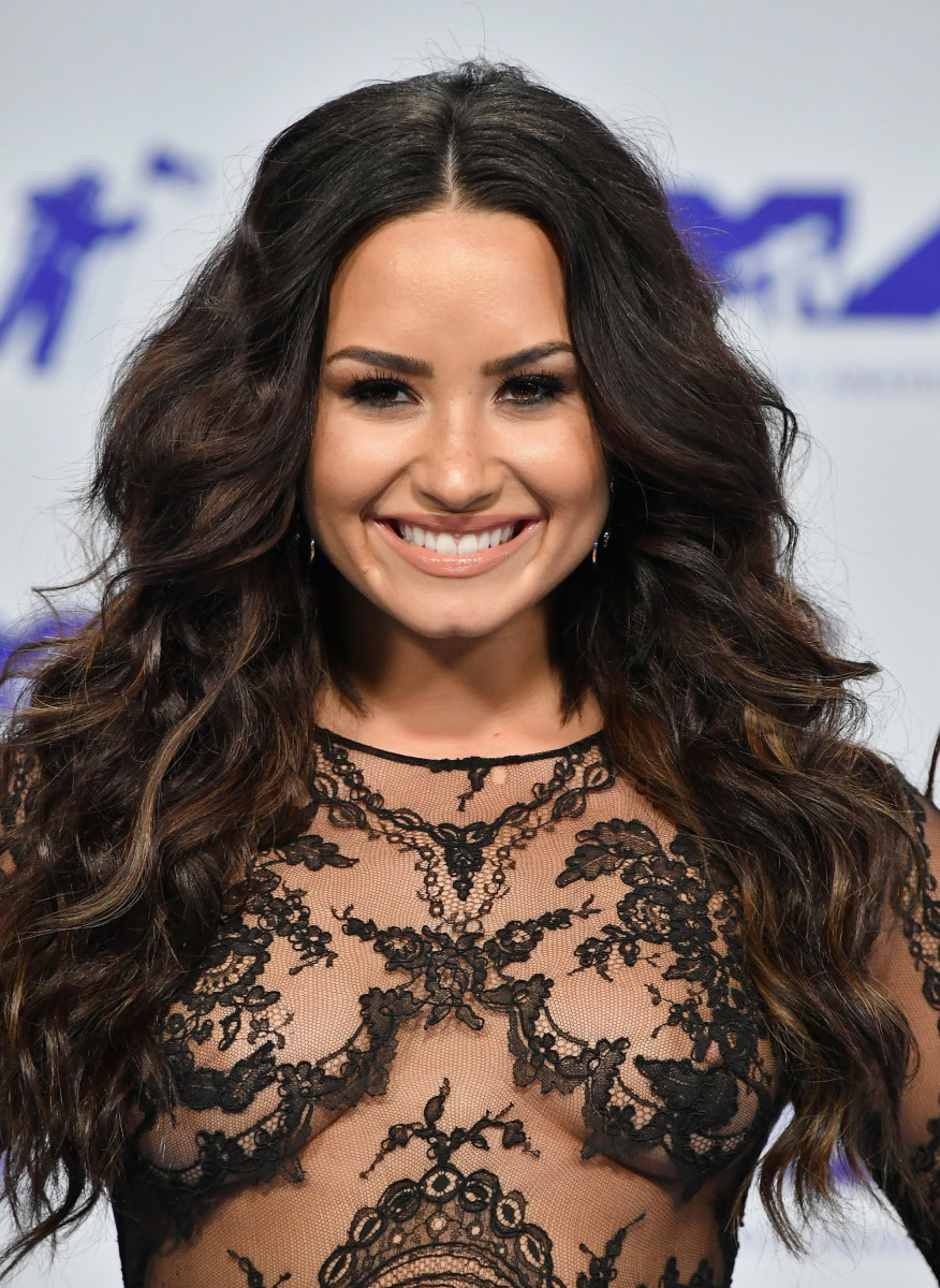 Demi Lovato, MTV Video Music Awards, 2017