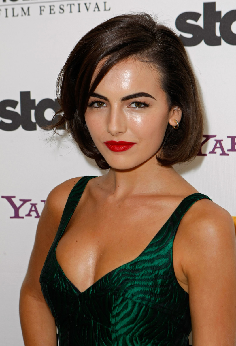 Camilla Belle, Hollywood Film Festival Awards Gala, 2008