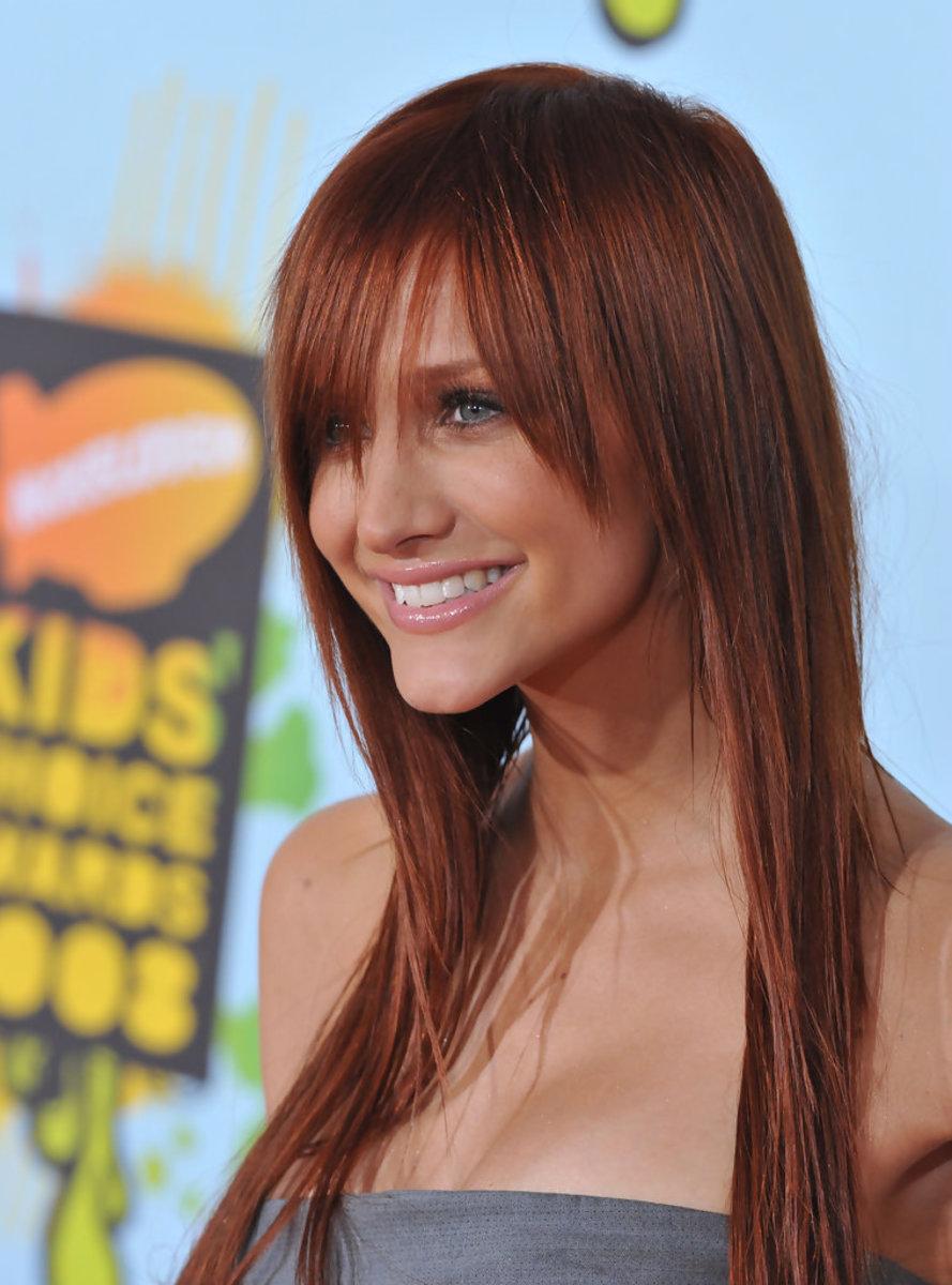 Ashlee Simpson, Kids' Choice Awards, 2008