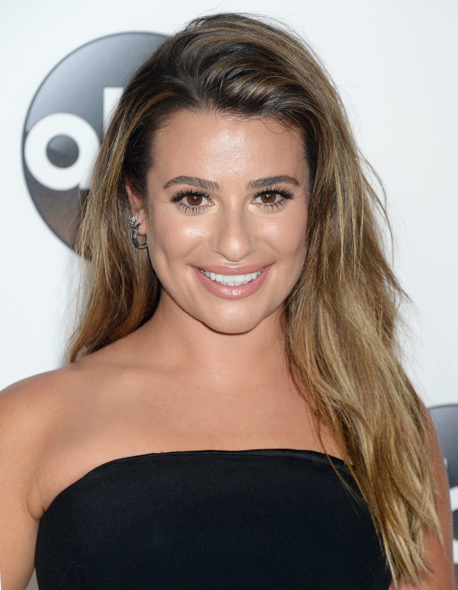Lea Michele, Disney ABC TCA Summer Press Tour, 2017