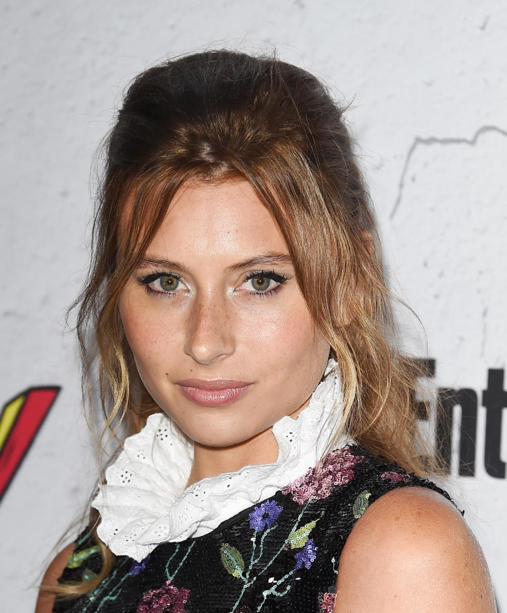Aly Michalka, Entertainment Weekly Comic-Con party, 2017